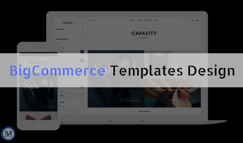 BigCommerce Templates Design By BigCommerce Experts