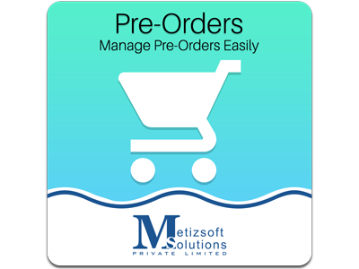 Magento Pre-Orders extension