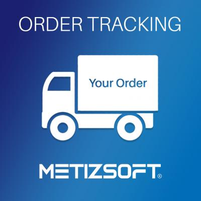 Magento Order Tracking Extension
