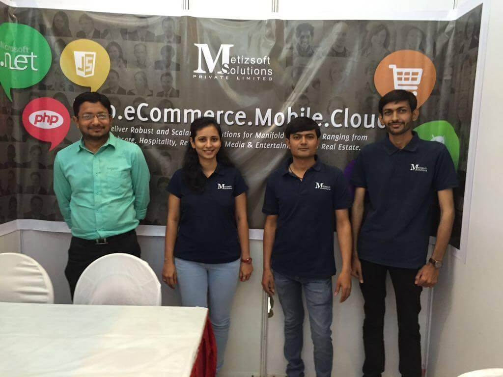 The Mesmerizing Experience Of Job Fair At Tops Technology