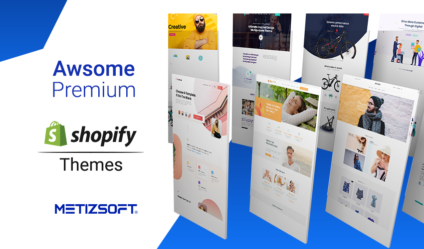 Top 25+ Premium Shopify Themes For eCommerce Web Store (Updated 2020)