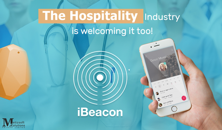 iBeacons for Hospitality