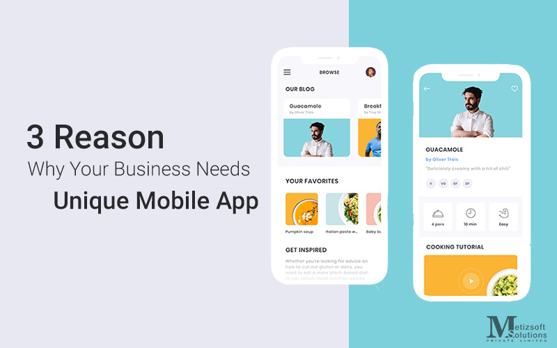 Why Should Your Business Have a Unique Mobile App?