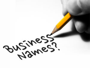 choose business name