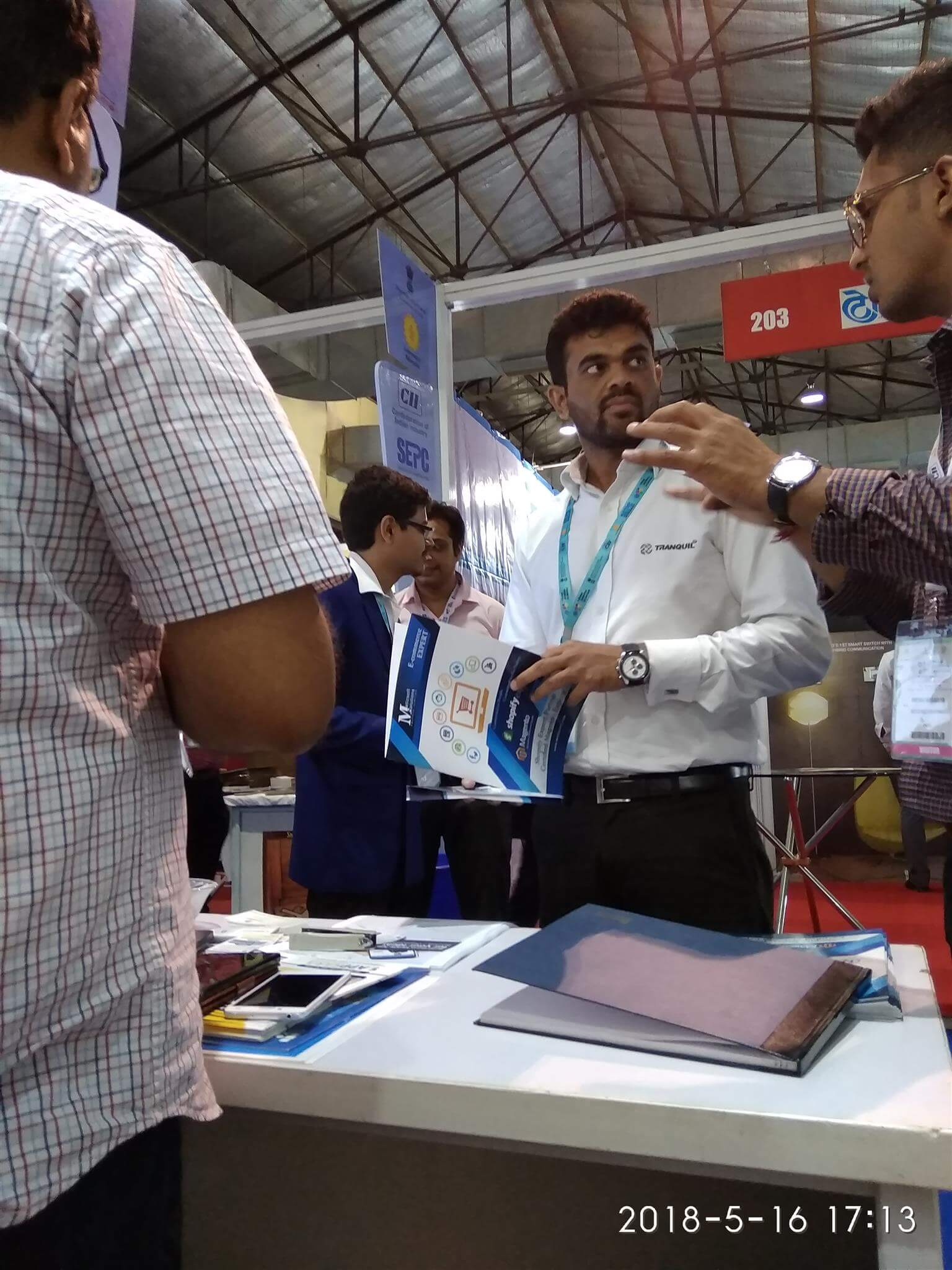 Metizsoft at eCommerce Expo