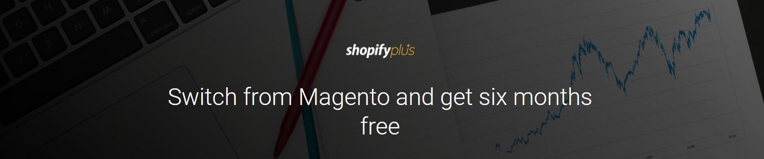 Magento to Shopify Plus