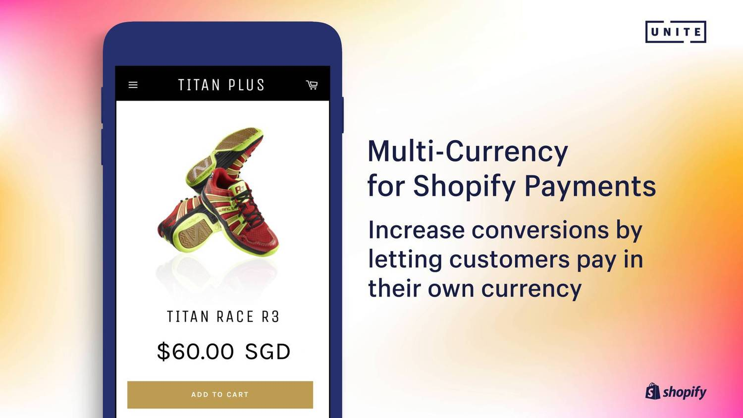Shopify Payment Multi Currency