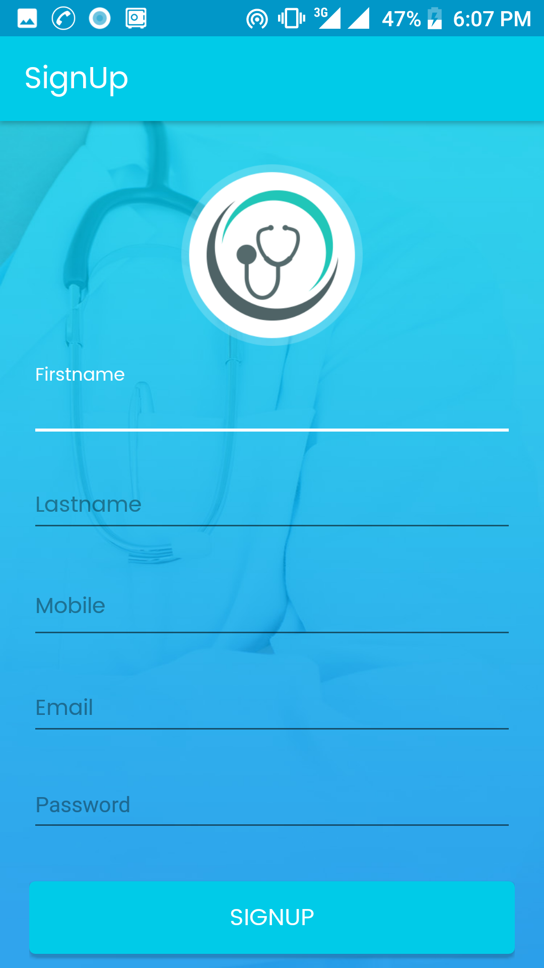 Clinic mobile apps