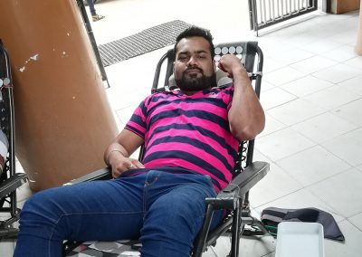 Blood Donor - Naresh