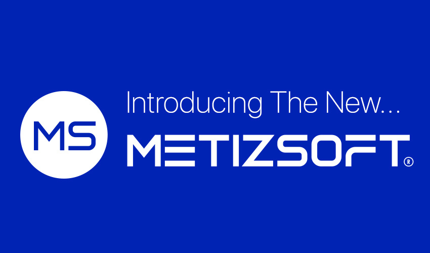 Introducing The New METIZSOFT Logo