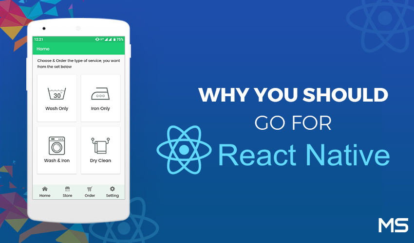 5 Big Reasons to Choose React Native Framework for Your Next Mobile Application Project!