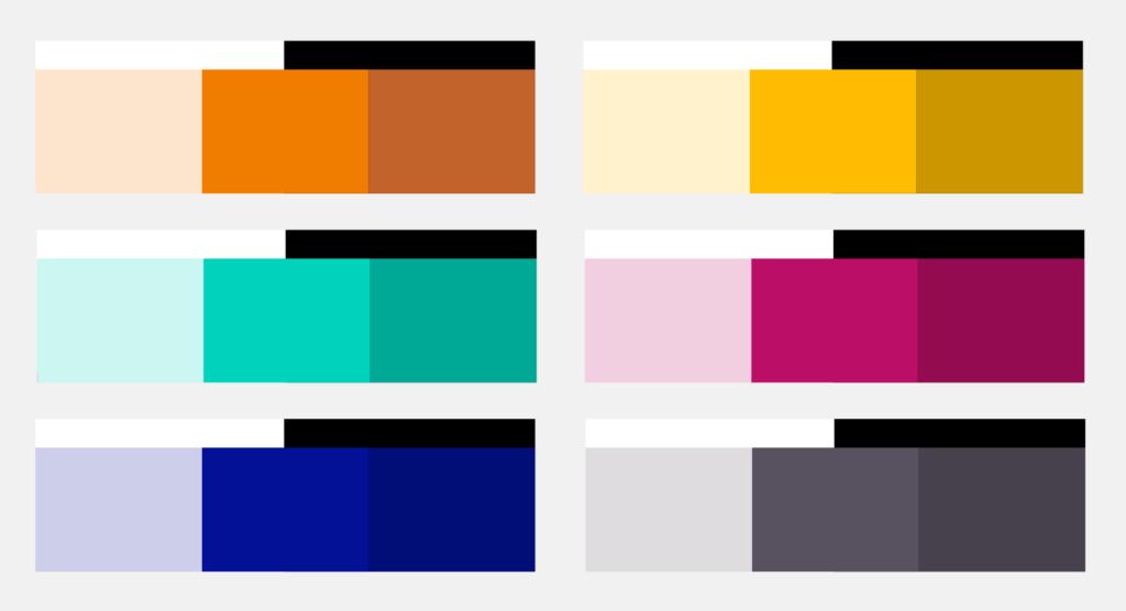 Better Color Contrast Ratio