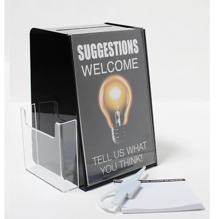 create suggestion box
