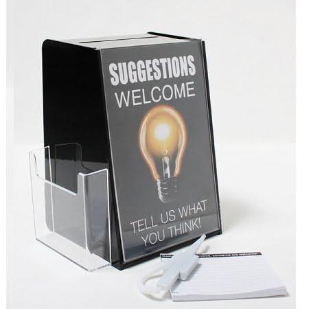 create suggestion box