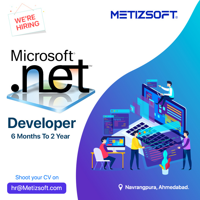 .NET Developer Job