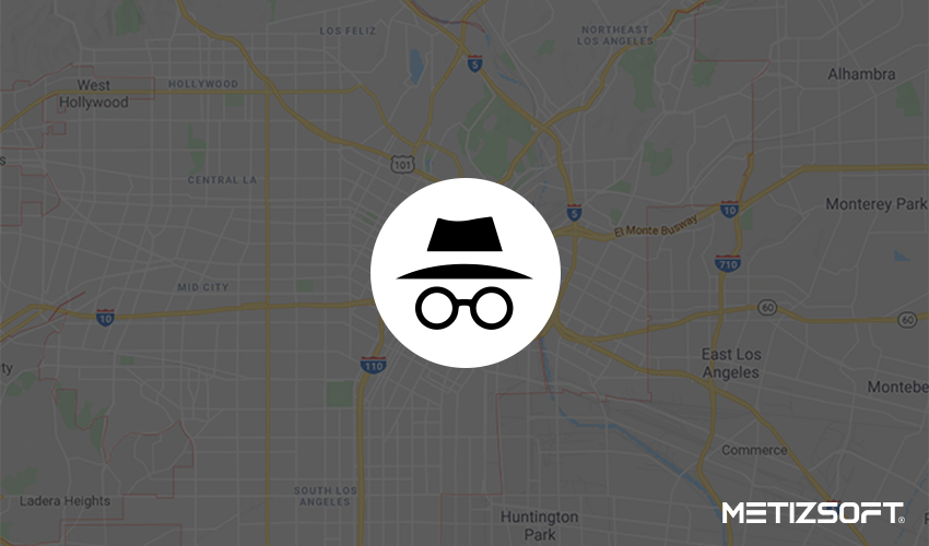 Incognito Google Maps – How it protects you and how it doesn't