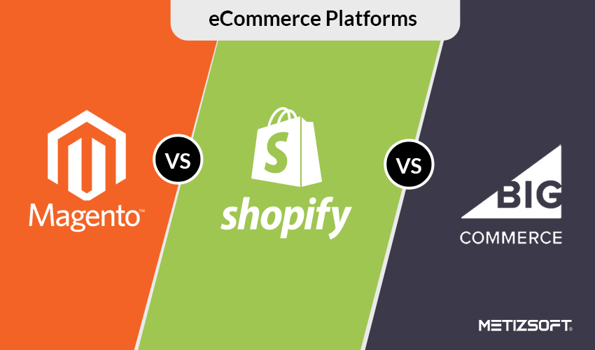 Magento vs. Shopify vs. BigCommerce which One is Right For You?