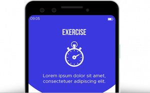 fitness app for scale