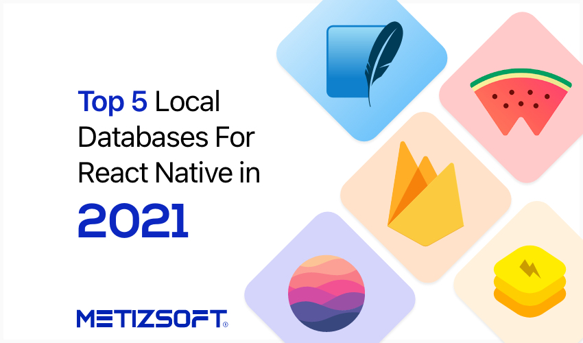 React Native Database: Choose The Right Database To Let Your App Work Smooth