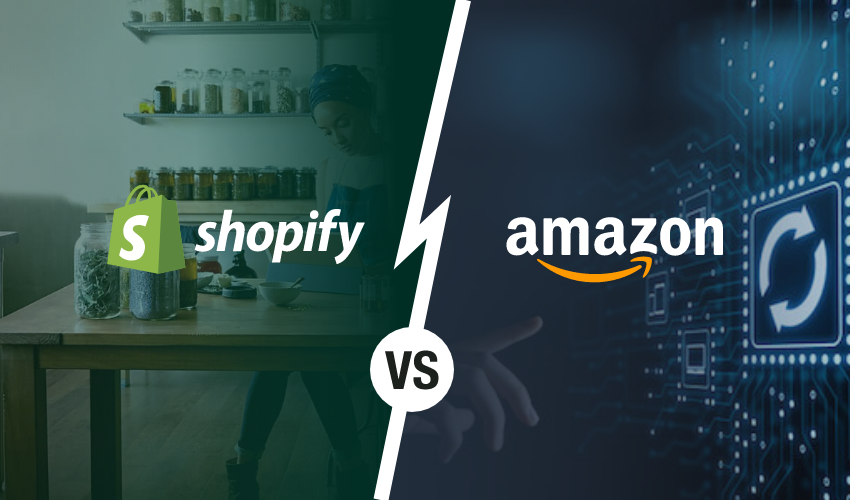 Shopify vs Amazon: Which is the Right Platform to Choose in 2021?