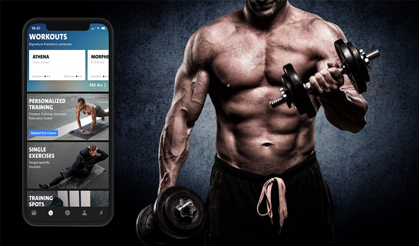 Bodybuilding, Gym and Workout Apps